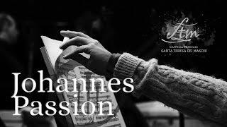 Bach Johannes Passion - Bari 2015