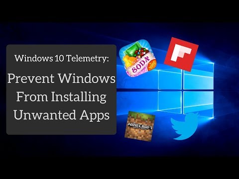 How to Stop Windows 10 From Installing Apps Without Your Permission