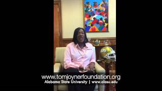 A message from President Boyd: ASU is the Tom Joyner Foundation October School of The Month