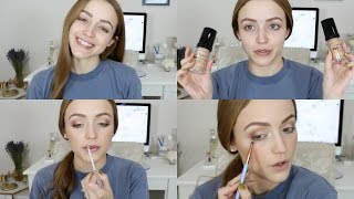 Chatty Get Ready | Chill Day w/ Natural Makeup