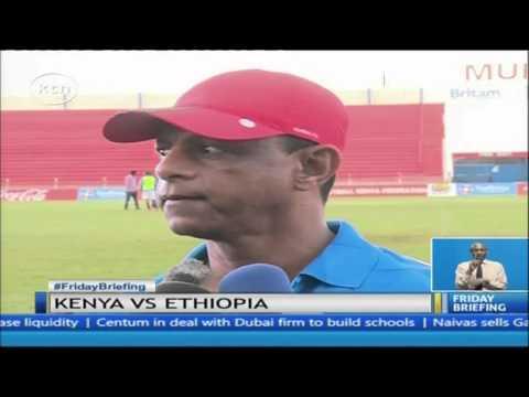 Harambee Stars to challenge Ethiopian football team in Nairobi