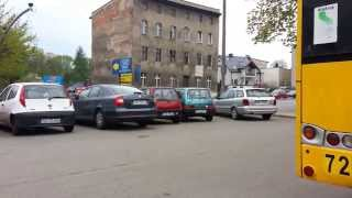 Trudny parking…