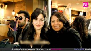 What was Ranbir Kapoor's birthday surprise for Katrina Kaif