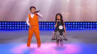 Video Little Big Shots   Amazing Kids Singing Duo Episode Highlight MP3, 3GP, MP4, WEBM, AVI, FLV Desember 2018