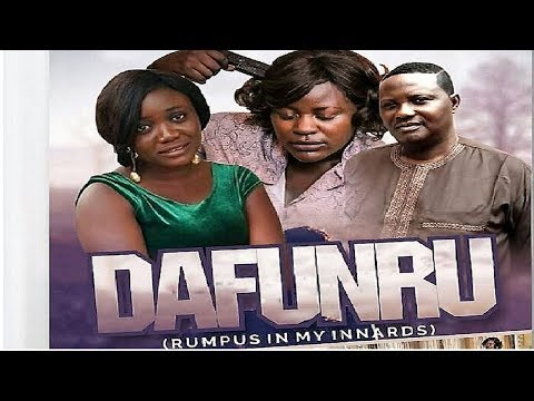 DAFUNRU(RUMPUS IN MY INNARDS)-2018 YORUBA MOVIE