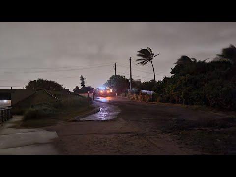 Hurricane Eta / HAARP?