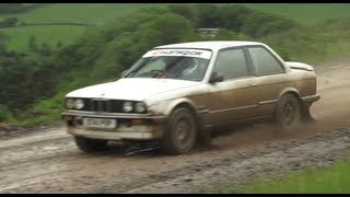 Cheap Oversteer! The BMW 325i Rally Test Day. A Shambles. - CHRIS HARRIS ON CARS