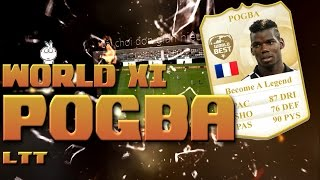 Kênh LTT  Review Paul Pogba WB - FIFA Online 3