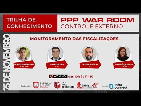 PPP War Room - Controle Externo - Episódio 6