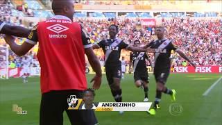 Gols do jogo Fluminense 1 x 2 Vasco - 14ª Rodada Brasileirão 2015 - 19/07/2015.