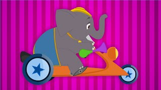 Elephant Songs Complied together  - Children Tamil Nursery Rhymes Cartoon Songs Chellame Chellam