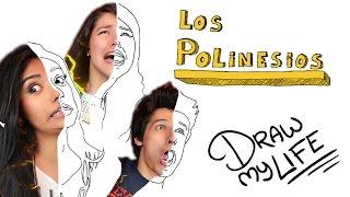 Video LOS POLINESIOS | Draw My Life MP3, 3GP, MP4, WEBM, AVI, FLV November 2017