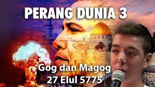 Video Kesaksian Natan, Remaja Israel yang Melihat Perang Dunia 3, Gog dan Magog - Kedatangan Messias MP3, 3GP, MP4, WEBM, AVI, FLV April 2018