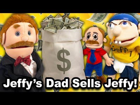 SML Movie: Mario Sells Jeffy!