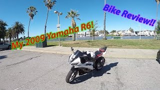 6. 2009 Yamaha R6 Review