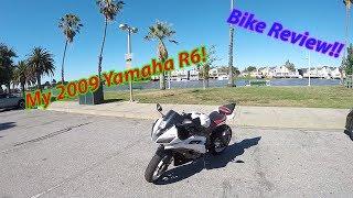 5. 2009 Yamaha R6 Review
