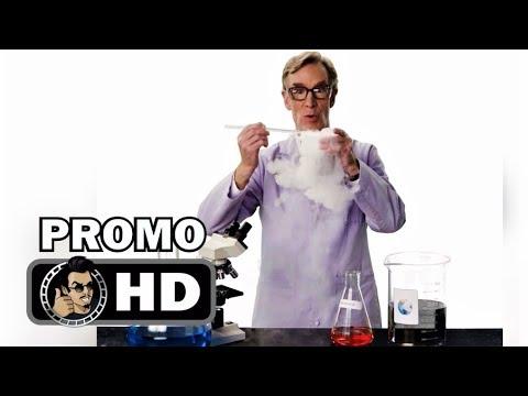BILL NYE SAVES THE WORLD Season 2 Official Promo Trailer (HD) Bill Nye Netflix Series