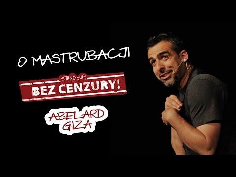 Kabaret LIMO - Abelard Giza - O masturbacji