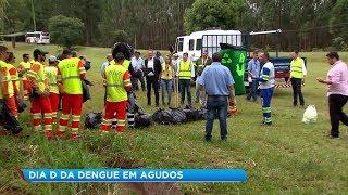 Secretaria Estadual de Saúde faz mutirão de limpeza nas rodovias paulistas