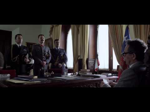 ALLENDE EN SU LABERINTO Trailer Oficial.