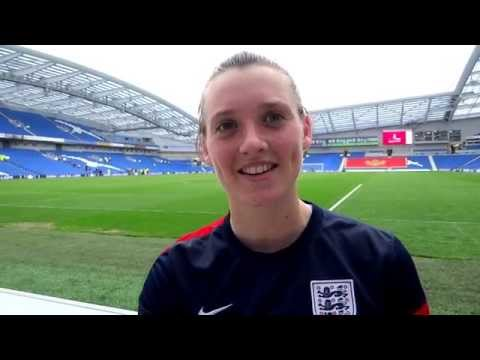 WFD – Full Time Thoughts 2014 Ft. Jade Moore. England Ladies