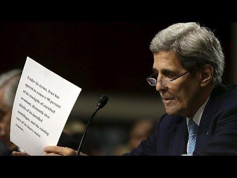Kerry: Daha İyi Bir Nükleer Anlaşma Fantezi