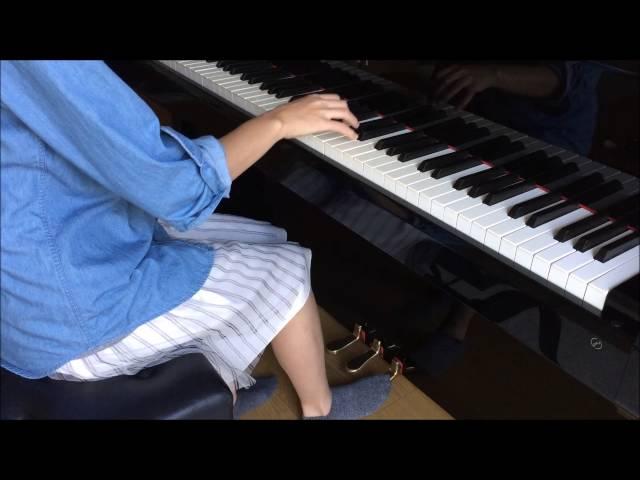 ピアノのペダルの踏み方~良い例です。