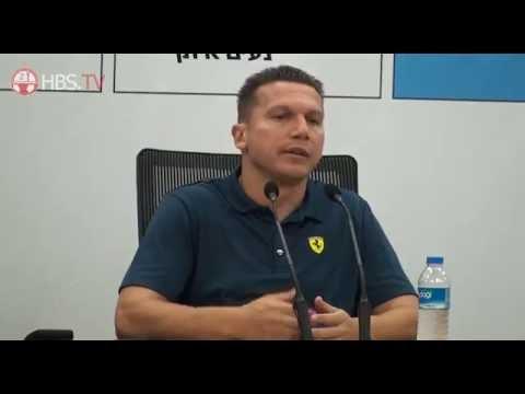 הפועל באר-שבע - אולימפיאקוס - הראיונות