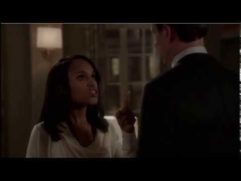 Fitz Arrives at Olivia's Apartment