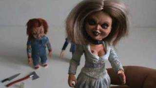 Toy Spot - Neca Child's Play Seed of Chucky Family Boxed Set