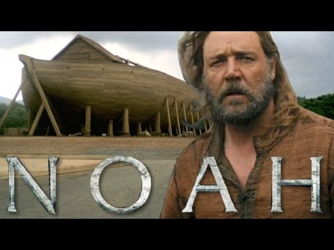 Noah – Official Movie Trailer (Atheist Remix)