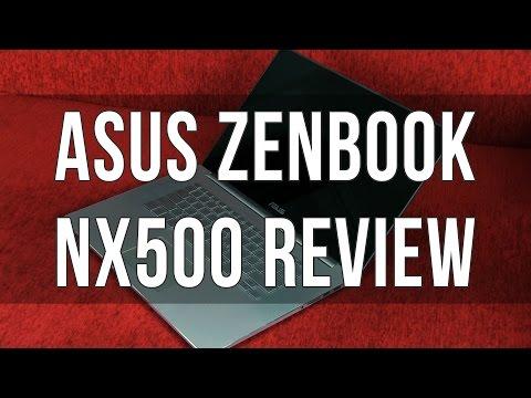 Asus Zenbook NX500 / NX500JK review