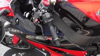 9. 2013 Kawasaki Ninja ZX-10R ABS