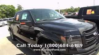 2013 FORD F150 FX2 SUPERCREW For Sale $98 Over Invoice at Ravenel Ford - Charleston, SC