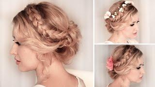 Gorgeous Bridal Hair Style