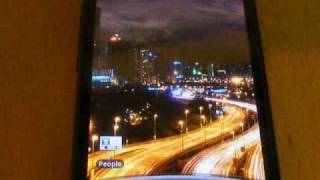 City at Night Live Wallpaper YouTube video