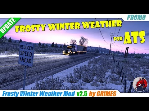 Frosty Winter Weather Mod v2.5