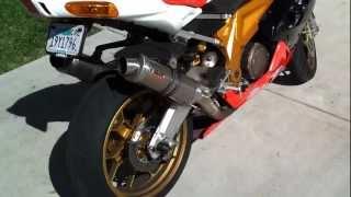 7. 2008 Aprilia RSV1000R Factory Mivv GP