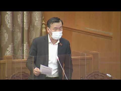 С.Ганбаатар: Гишүүд хүмүүсийн эрх ашгийн төлөө энэ хуулийг дэмжинэ гэдэгт итгэж байна