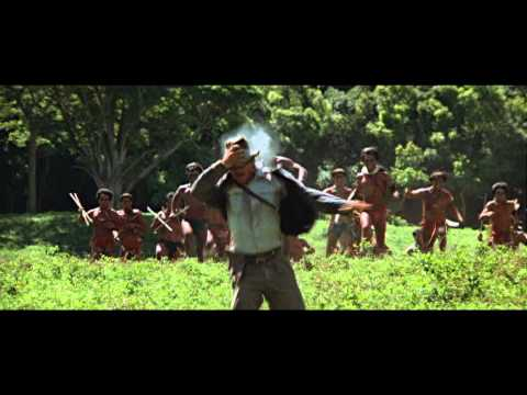 Indiana Jones HD Bluray Trailer