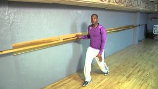 How to Lunge When Doing the Splits : Simple&Effective Exercises