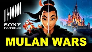 Disney Mulan Live Action vs Sony Mulan Live Action by Beyond The Trailer