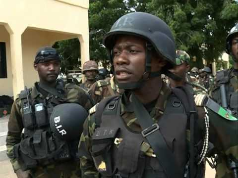 CAMEROON ARMY TAKES ON BOKO HARAM- FONKA