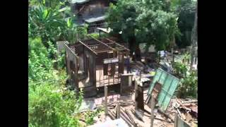 Bringing Down The House - Bangkok, House Razing By Hand