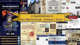 The Sikh Network 1 Year Review & Sikh Manifesto Refresh