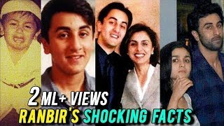 Video Ranbir Kapoor's LIFE From DRUGS, GIRLFRIENDS AND MORE! | 36 SHOCKING FACTS MP3, 3GP, MP4, WEBM, AVI, FLV Desember 2018
