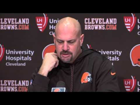 Mike Pettine on Josh Gordon's return to the Cleveland Browns