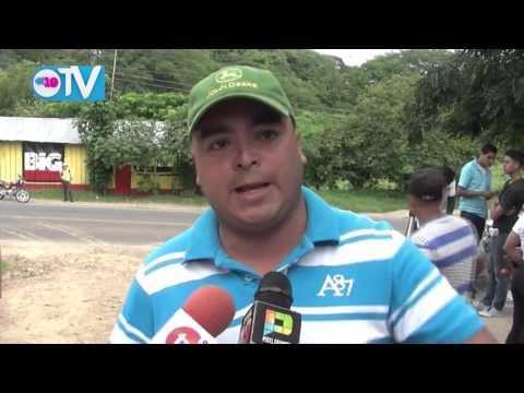 Rehabilitan camino en la comunidad Los Laureles de Estelí