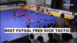 Video Best Tactic - TOP 15 Free Kick Tactic Goal in PFL 2017 MP3, 3GP, MP4, WEBM, AVI, FLV September 2017