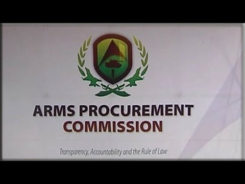 The Arms Deal Commission of Inquiry, 2 September 2014: Session 1